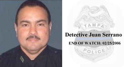 Detective Juan Serrano