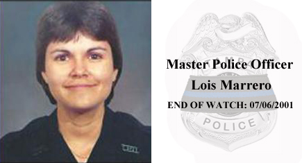 Master Police Officer Lois Marrero