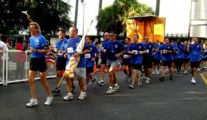 2009 Tampa Police Memorial Run